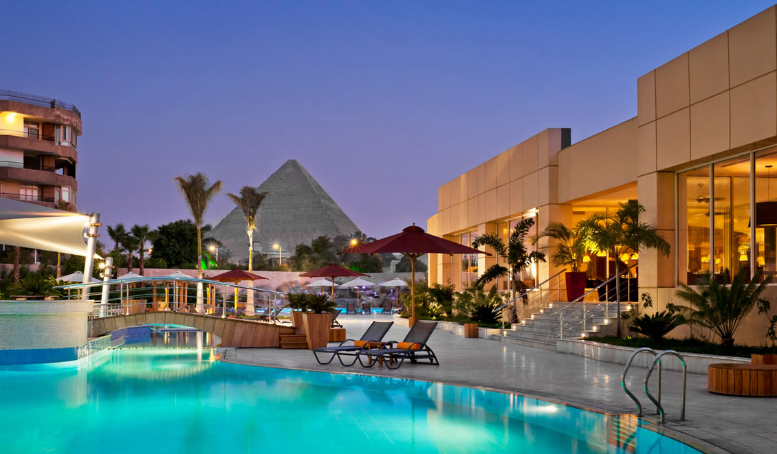 Le Meridien Pyramids Resort And Spa